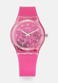 Swatch - GUM FLAVOUR - Watch - pink - 0