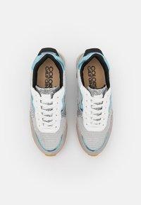 Colors of California - EVA GLITTER SIDE - Sneakers - silver - 5