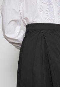 MAX&Co. - DISCORSO - A-line skirt - black - 5