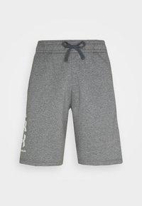 Korte sportsbukser - pitch gray/light heather