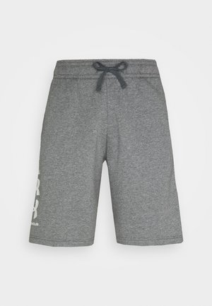 Urheilushortsit - pitch gray/light heather