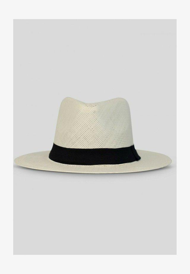 PANAMA - Chapeau - blanc