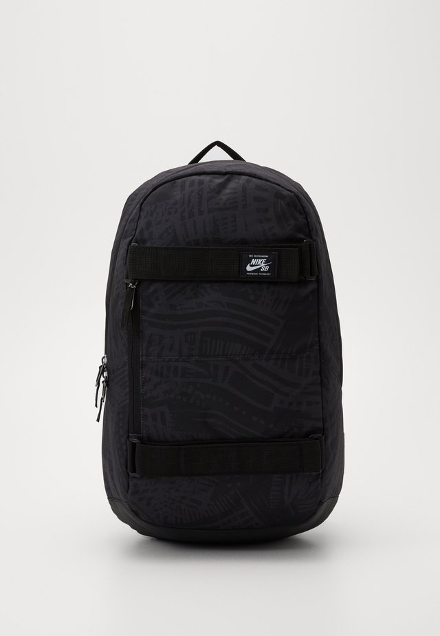 NIKE COURTHOUSE - Mochila - black/white