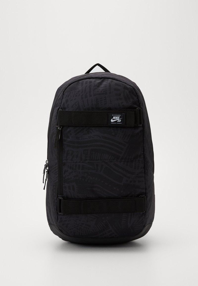 Nike SB - NIKE COURTHOUSE - Batoh - black/white