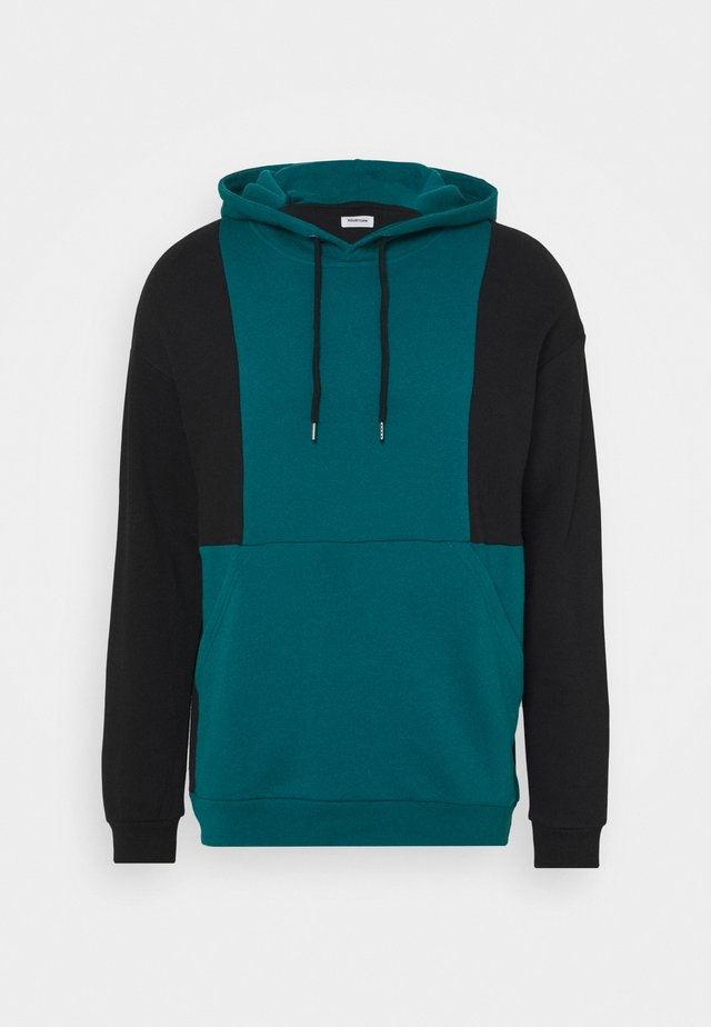 UNISEX - Jersey con capucha - teal