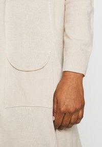 Cotton On - FRANKIE LIGHTWEIGHT LONGLINE CARDI - Kardigan - beige - 5