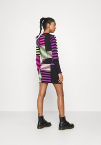 The Ragged Priest - DAMAGE SKIRT - Mini skirt - multi-coloured