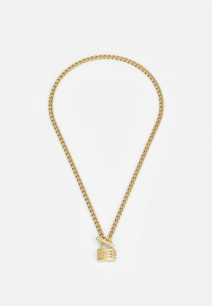 LOCK ME UP - Ketting - gold-coloured