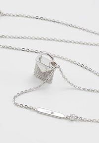 Michael Kors - PREMIUM - Collana - silver-coloured - 4