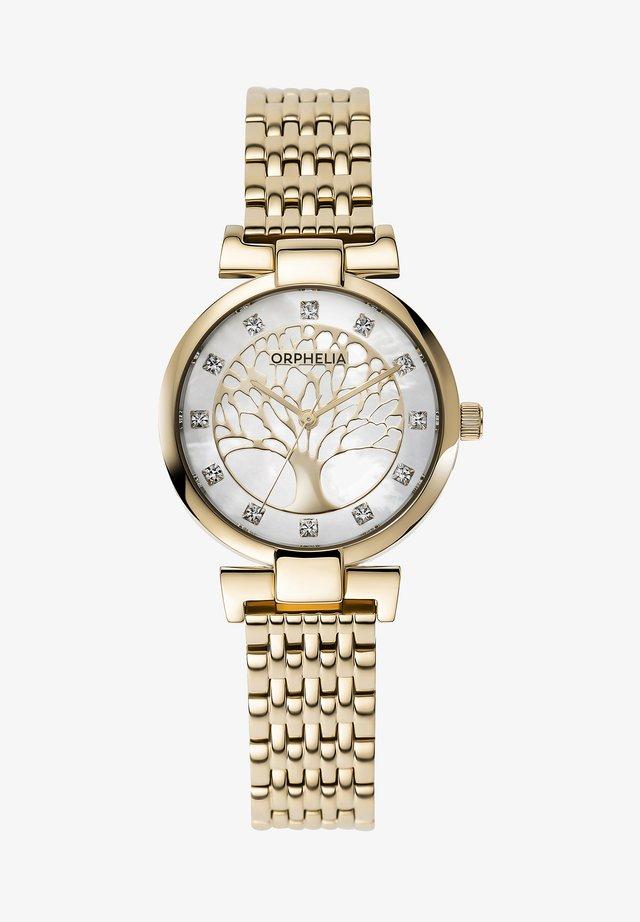 LIGNUM - Horloge - gold