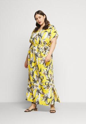 ELLY DRESS - Maxi-jurk - golden rod