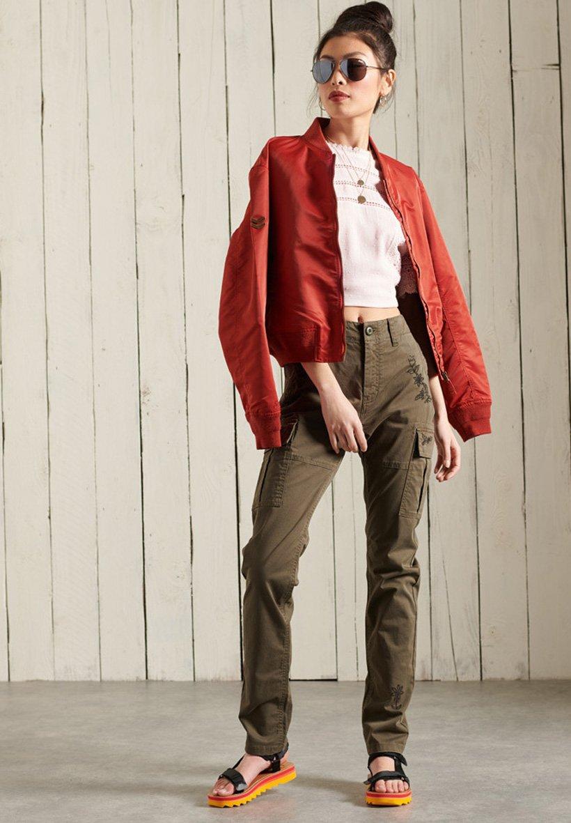Women Cargo trousers