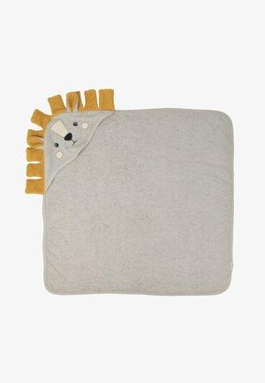 LION  - Bath towel - grey