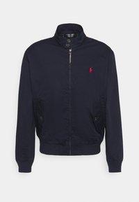 Polo Ralph Lauren - COTTON TWILL JACKET - Veste légère - navy - 0