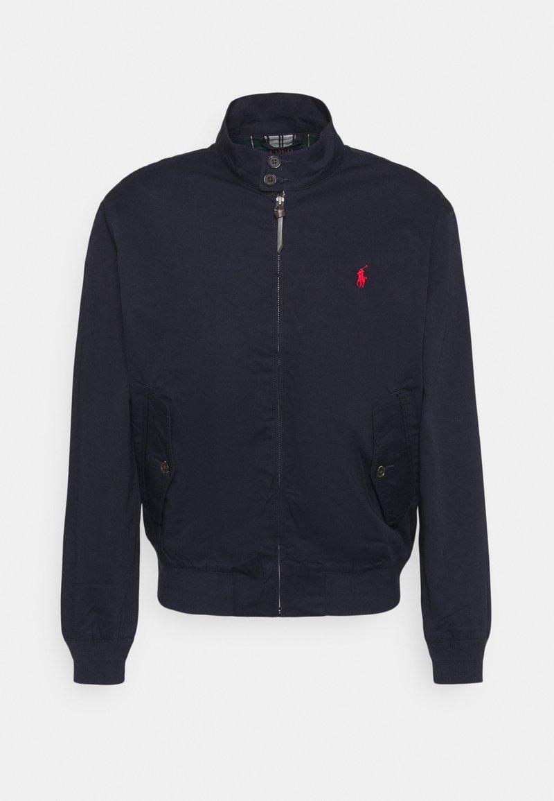 Polo Ralph Lauren - COTTON TWILL JACKET - Veste légère - navy