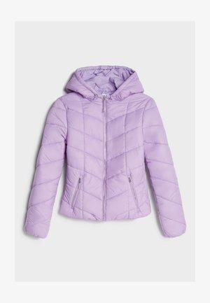 Winter jacket - mauve