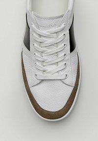 Massimo Dutti - Sneaker low - white - 4
