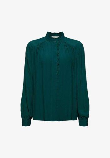 Skjorta - teal green