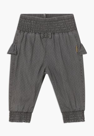 TRINE BABY - Relaxed fit jeans - grey denim