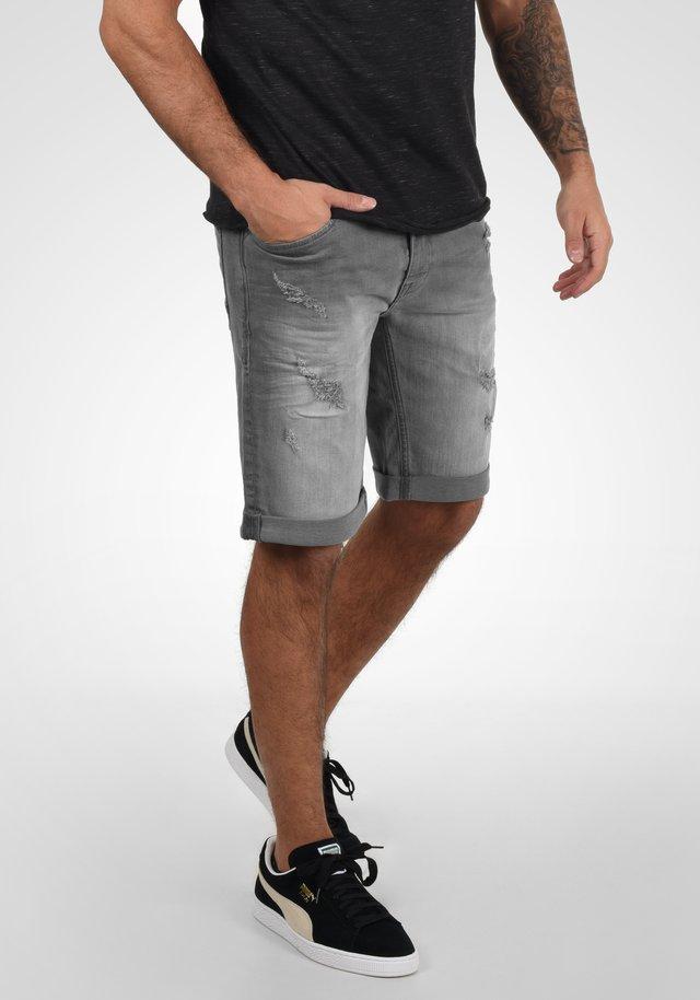 JEANSSHORTS DENIZ - Shorts di jeans - gray