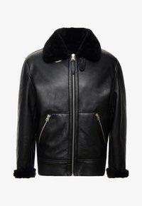 Schott - Leather jacket - black - 4