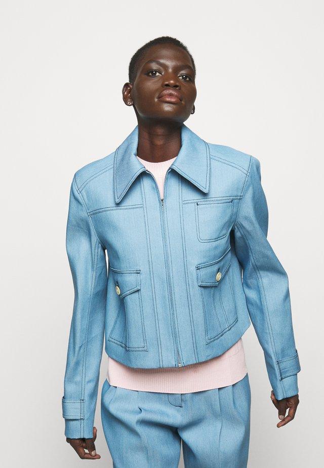 TONI - Summer jacket - sky