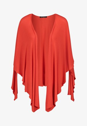 Cape - poppy red