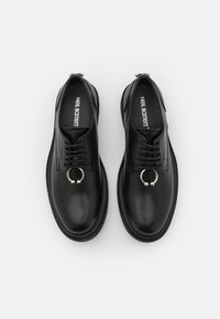 Neil Barrett - PIERCED PUNK DERBY - Šněrovací boty - black - 3