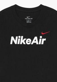 Nike Sportswear - Print T-shirt - black - 3