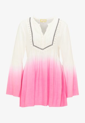 Tunic - weiss pink