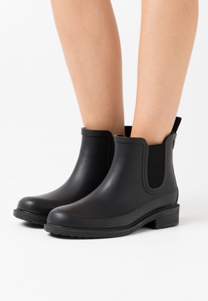 CHELSEA RAIN BOOT - Gummistövlar - true black