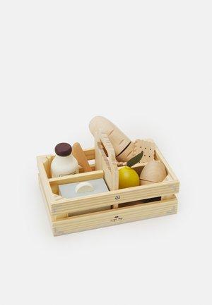 FOOD BOX UNISEX - Houten speelgoed - multi