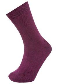Ewers - 6 PACK - Socks - himbeere/phlox/fuchsia - 2