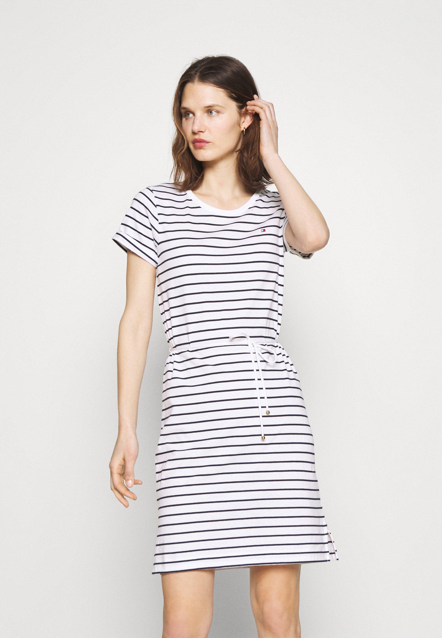 Women COOL SHIFT SHORT DRESS  - Jersey dress
