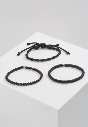 ALERT COMBO 3 PACK - Bracelet - black