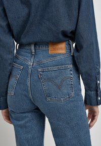 Levi's® - RIBCAGE STRAIGHT ANKLE - Straight leg jeans - georgie - 7