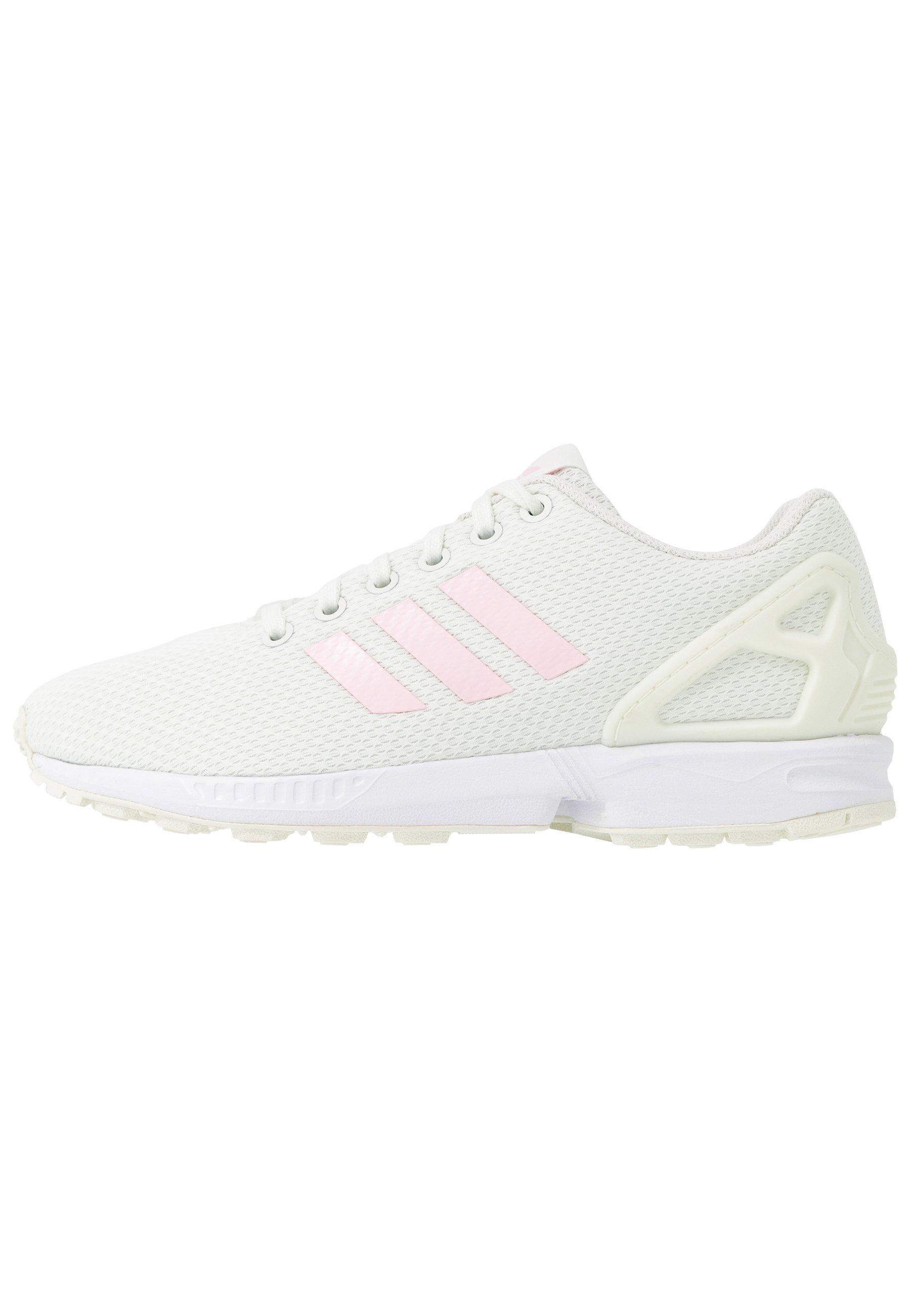 ZX FLUX Sneaker low whiteclear pinkcore black