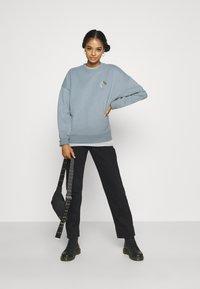 Scotch & Soda - LOOSE FIT CREW NECK - Sweatshirt - french blue - 1
