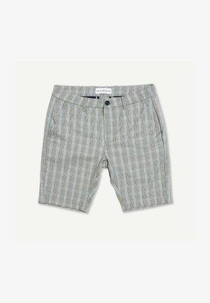 JASON - Shorts - lt brown check