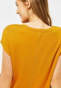 Street One - Basic T-shirt - gelb - 1