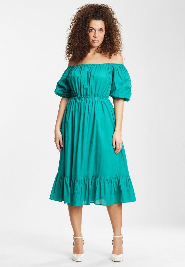 NADINE SWING  - Vestito estivo - green