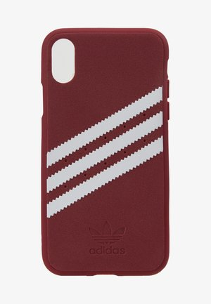 MOULDED CASE FOR IPHONE X/XS - Obal na telefon - collegiate burgundy