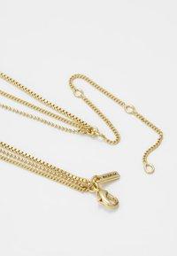 Pilgrim - Halsband - gold-coloured - 2