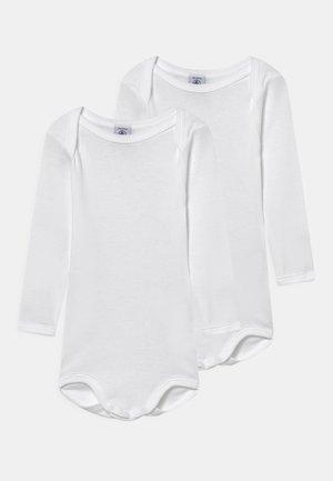 2 PACK UNISEX - Body - white