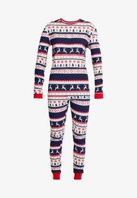 Cotton On Body - SET - Pyžamová sada - black/red - 4