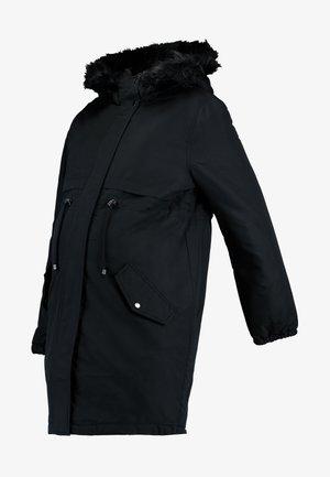 MLJESSIE NEW COAT - Parka - black/black