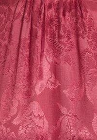 byTiMo - MIDI DRESS - Vestito elegante - rose - 2