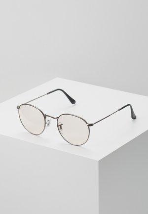 Solbriller - gunmetal/pink