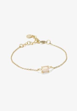 SATIN SMALL CHAIN BRACE  - Bracelet - pink