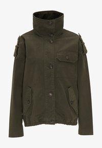 DreiMaster - Light jacket - dunkeloliv - 4